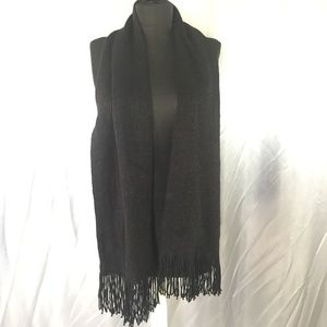New York & Company womens shimmer knit scarf